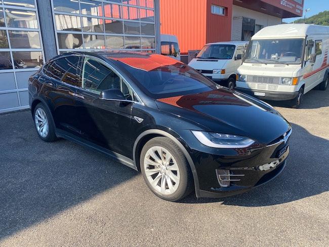 suv Tesla Model X 90 D