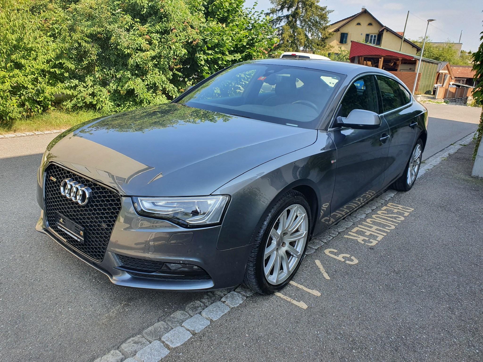 saloon Audi A5 Sportback 2.0 TDI multitronic