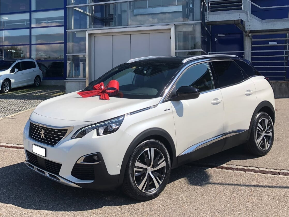 Buy Suv Peugeot 3008 Garantie Service Peugeot 3008 Gt Line Suv Perlmutt Weiss 50000 Km At 28500 Chf On Carforyou Ch