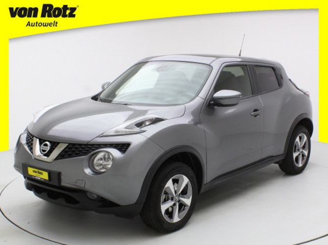 suv Nissan Juke 1.6 N-Connecta