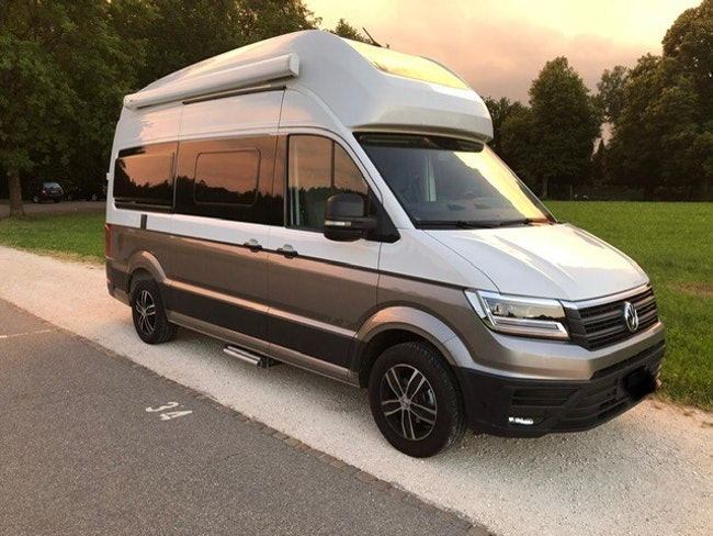 bus VW Crafter Grand California 2.0 BI-TDI