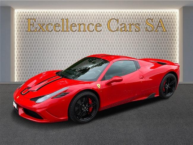 sportscar Ferrari 458 Spider Speciale 4.5 V8