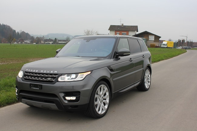 suv Land Rover Range Rover Sport 3.0 TDV6 SE Automatic *Standheizung*