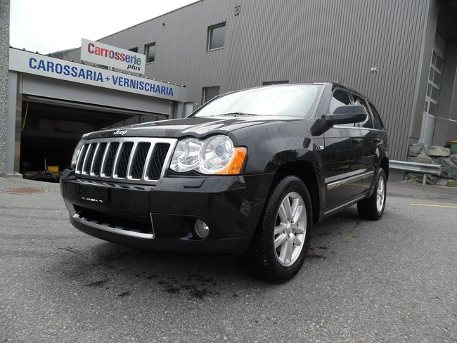 suv Jeep Grand Cherokee Gr.Cherokee 3.0 CRD Limited Automatic