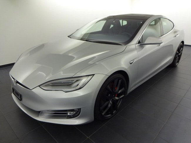 saloon Tesla Model S 100 D Performance