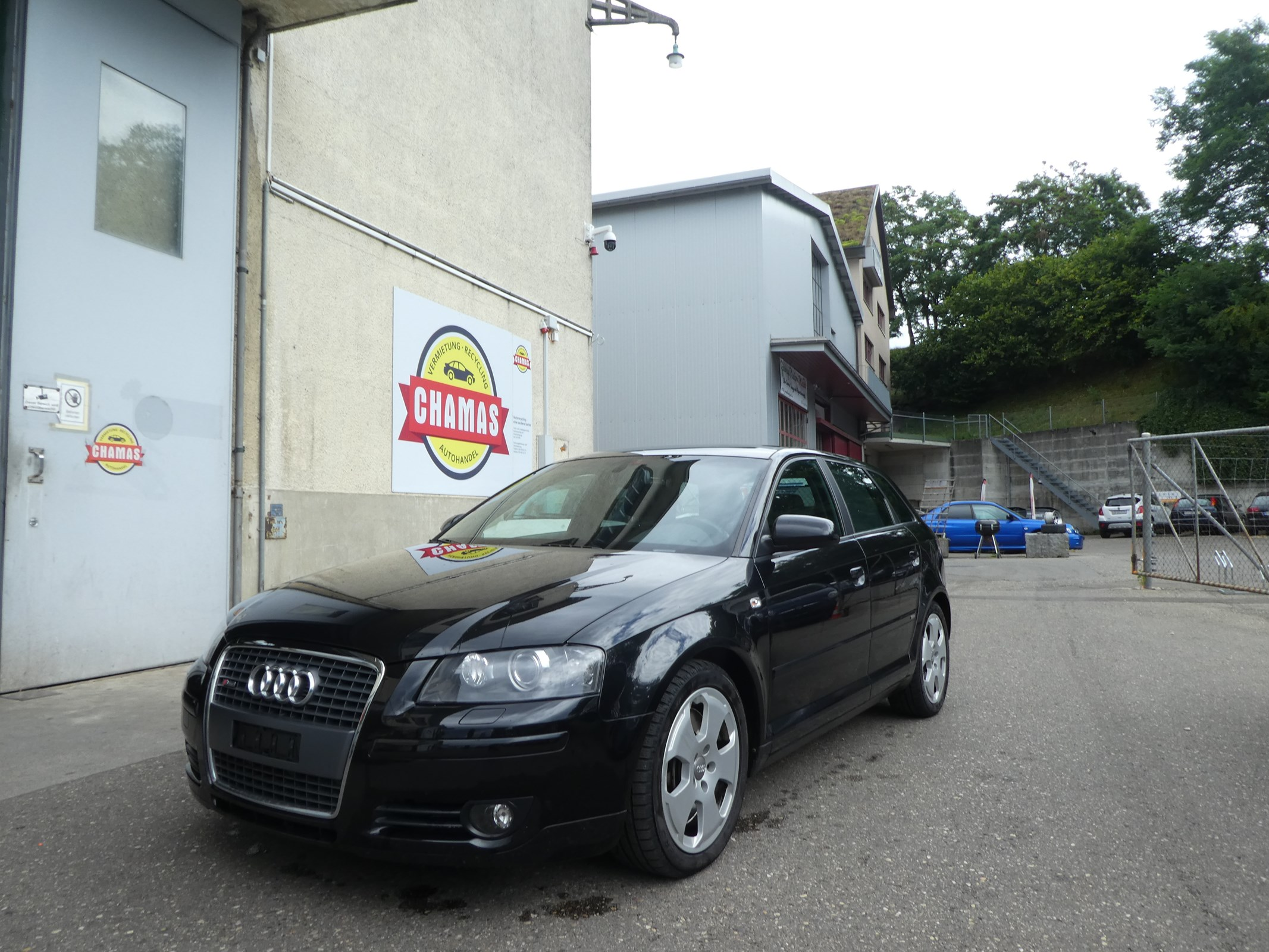 Buy Used Car Coupe Audi A3 3 2 Ambition V6 Quattro 179055 Km At 5768 Chf On Carforyou Ch
