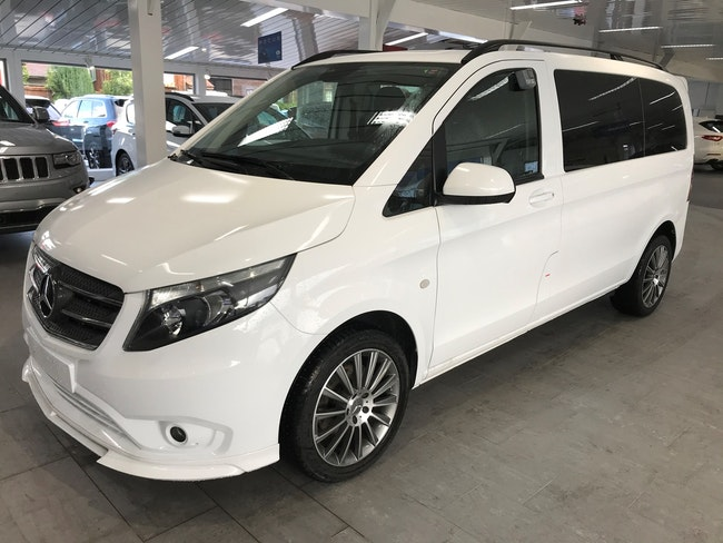 bus Mercedes-Benz Vito 114 BlueTec Tourer Pro 7G-Tronic