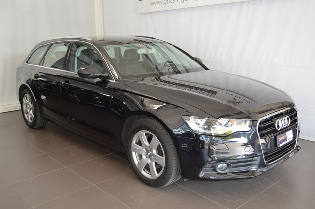 estate Audi A6 Avant 3.0 TDI