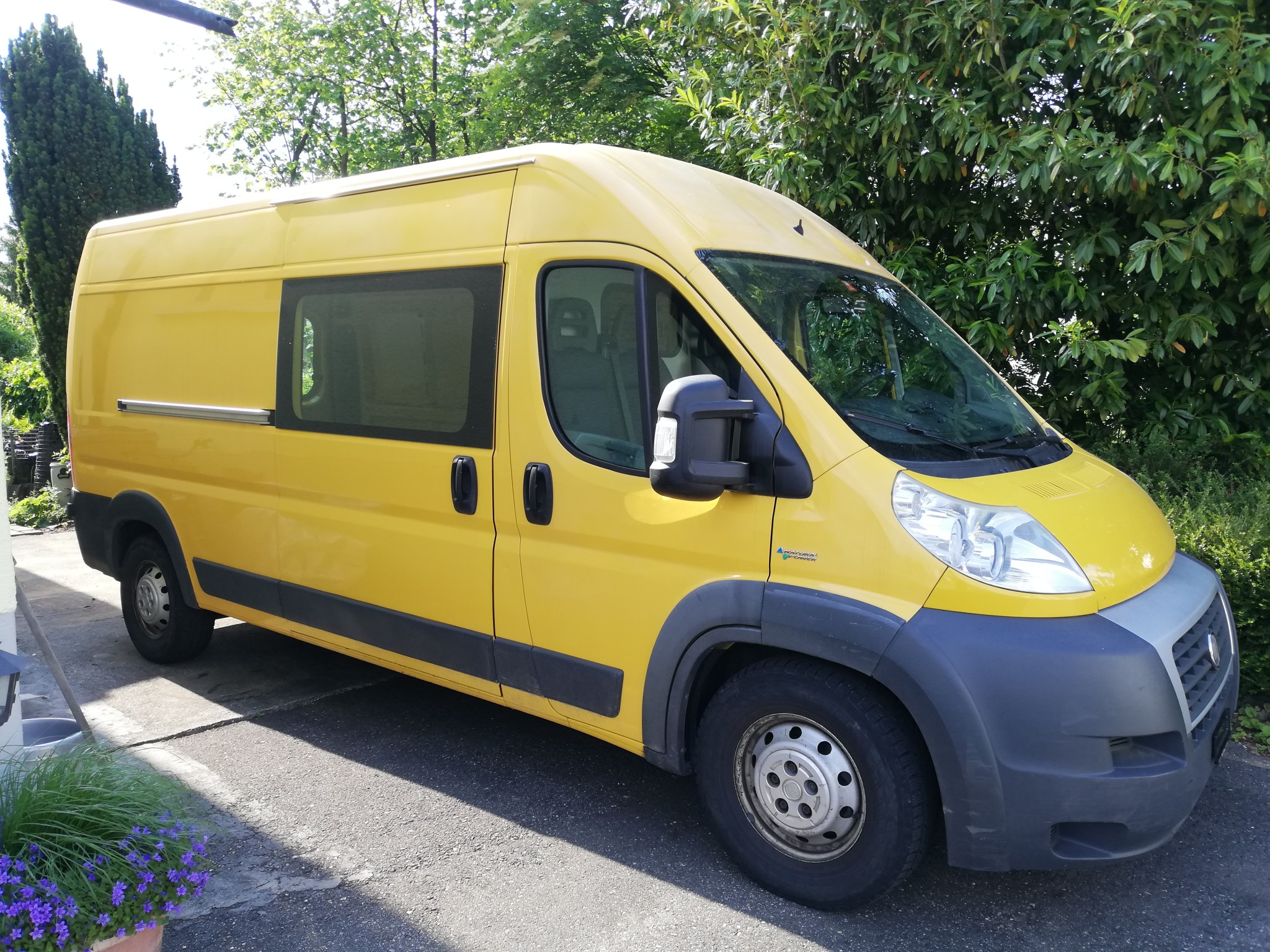 bus Fiat Ducato 17Q 3.0 CNG NATURAL POWER ERDGAS