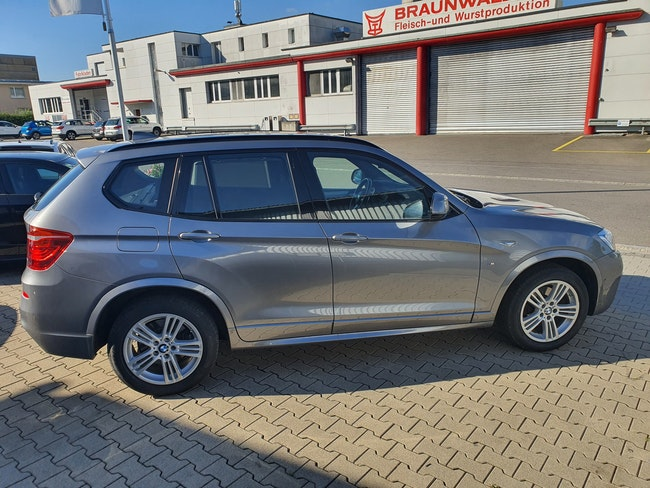 suv BMW X3 xDrive 20d M Sport Steptronic