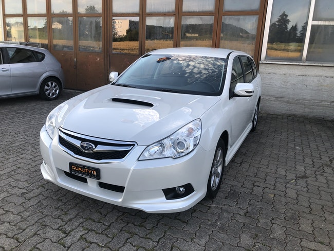 estate Subaru Legacy Station 2.0 D Swiss Special