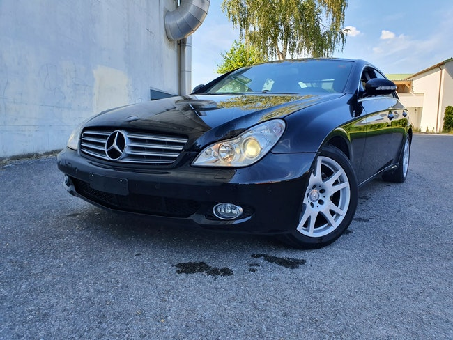 saloon Mercedes-Benz CLS 350 CGI 7G-Tronic