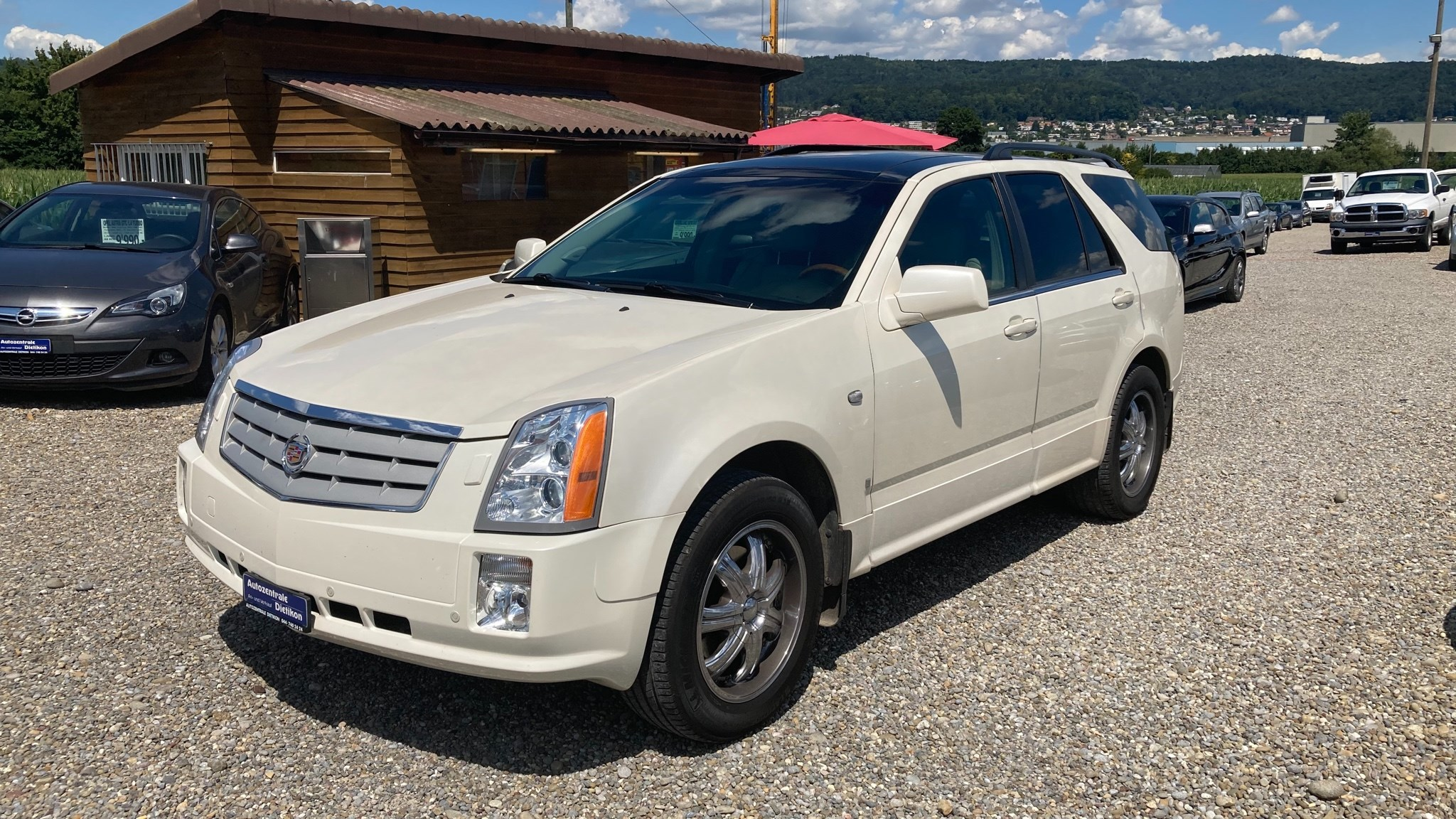 2020 Cadillac SRX Release Date