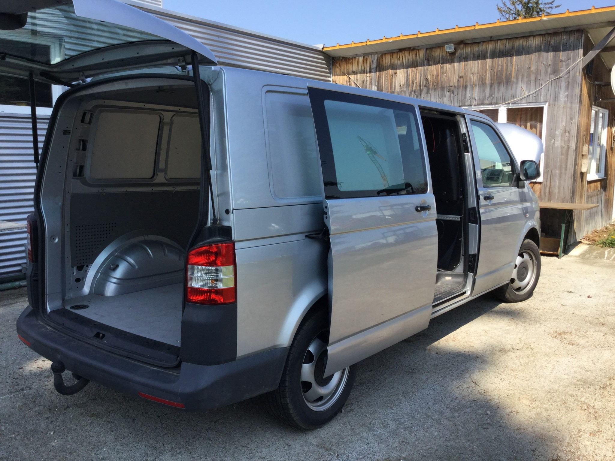 bus VW T5 2.0 Bi-TDI 4Motion DSG Preisreduktion!!!!
