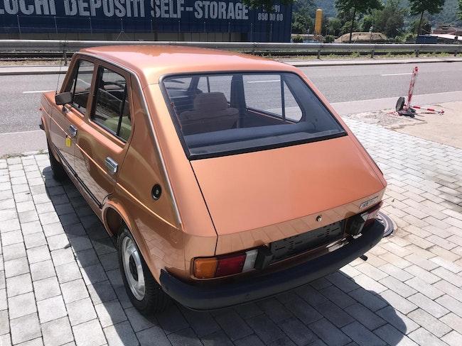 saloon Fiat 127 903cc. 5p 1975