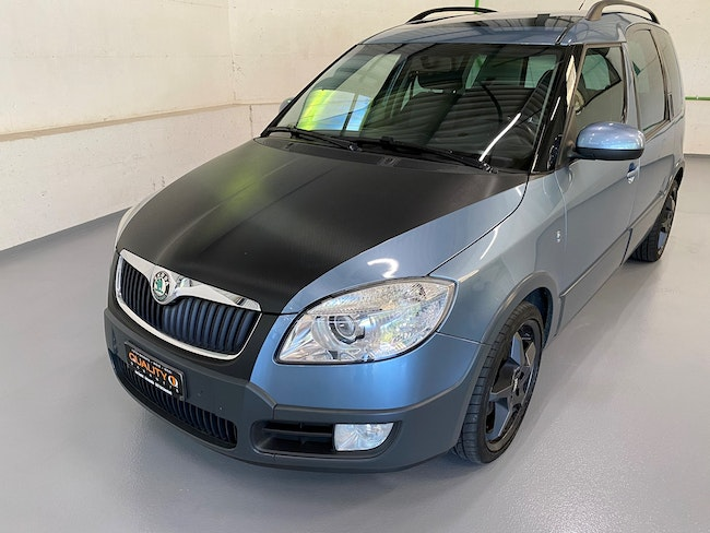 van Skoda Roomster 1.6 Scout Automatic