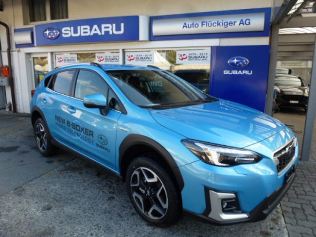 suv Subaru XV 2.0 e Swiss Plus AWD