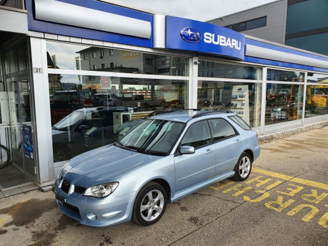 estate Subaru Impreza 2.0R Sw. Pique As