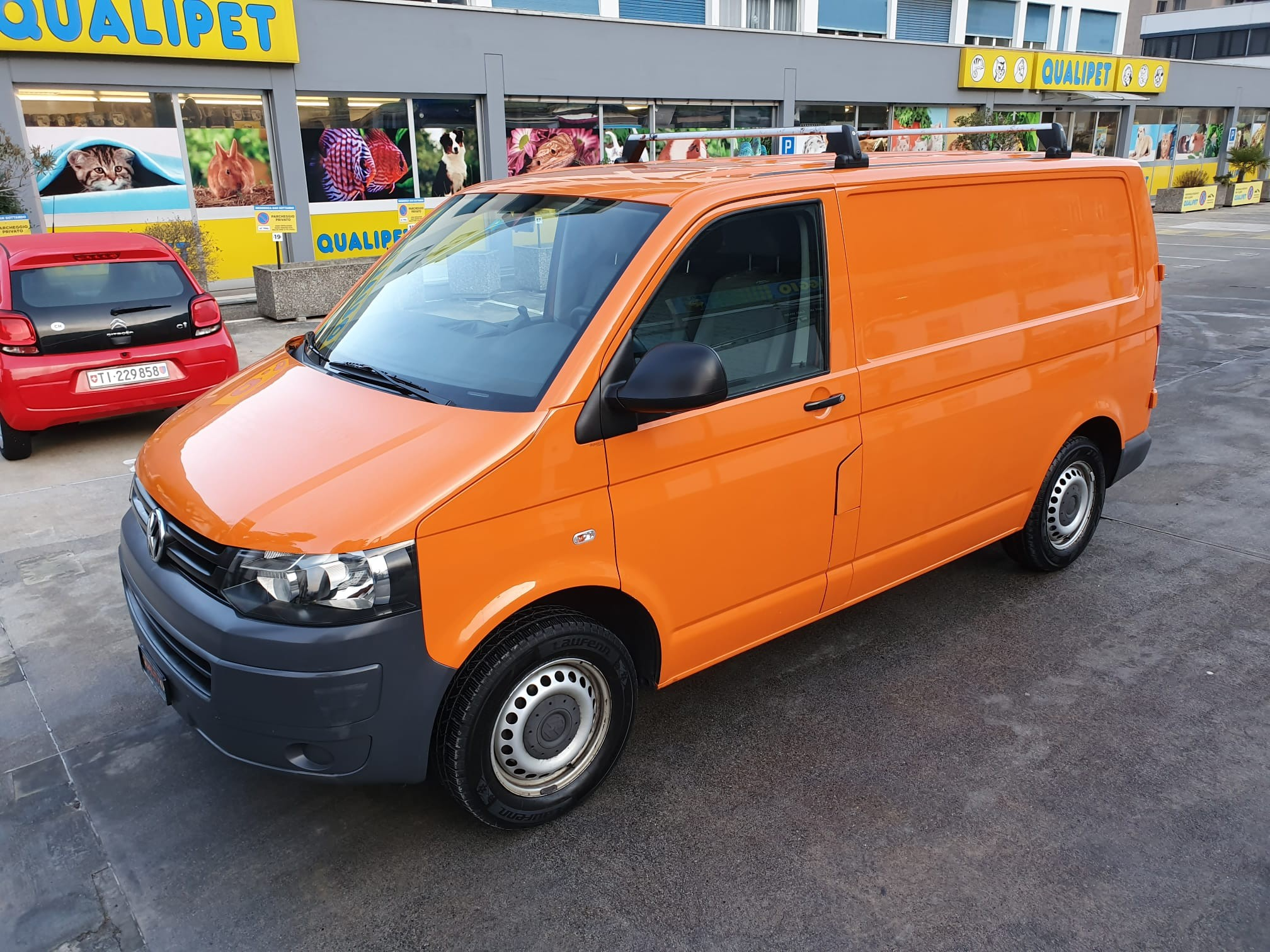 bus VW T5 TRANSPORTER
