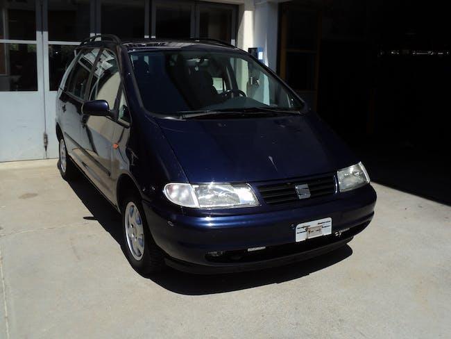 SEAT Alhambra 1.8 20V Turbo Luxus 190'161 km CHF3'250 - buy on carforyou.ch - 1