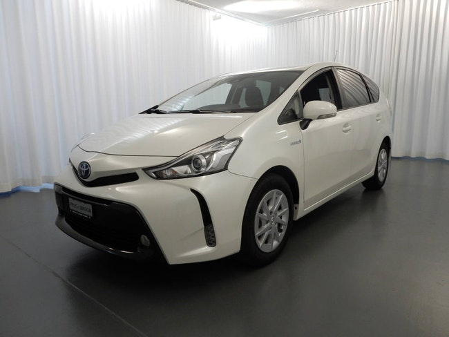 van Toyota Prius 1.8 VVTi HSD Style