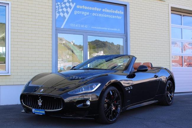 cabriolet Maserati GranCabrio/Granturismo GranCabrio Sport Automatica