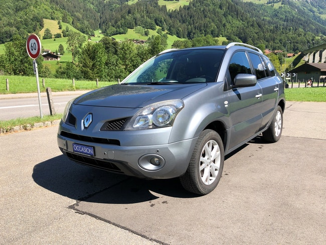 suv Renault Koleos 2.0 dCi Dynamique Luxe 4x4 Automatic