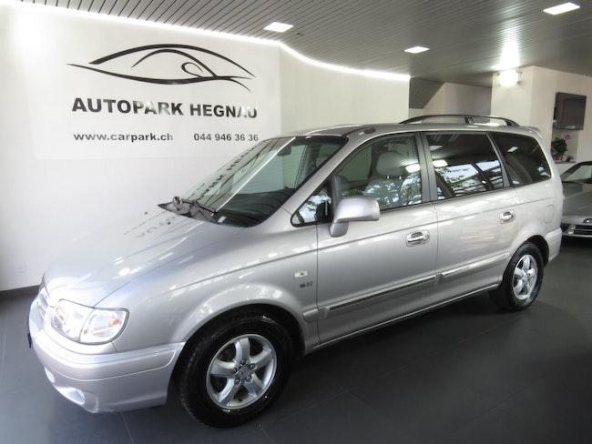 van Hyundai Trajet 2.7 V6 Premium Automatic (7-Plätzer, AHK 1.9 t)