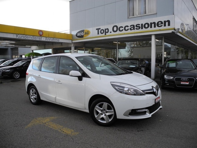 van Renault Scénic Grand Scénic 1.5 dCi Expression