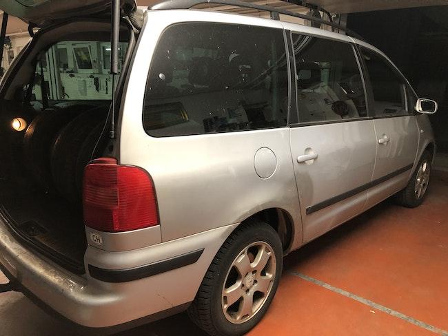 van VW Sharan 1.8 20V Turbo Comfortline