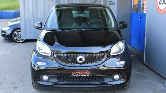saloon Smart Forfour prime twinamic