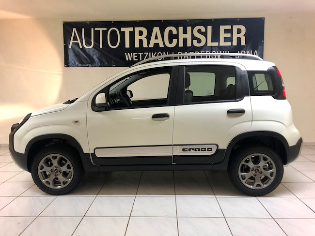 saloon Fiat Panda 0.9 Twinair Turbo Cross 4x4