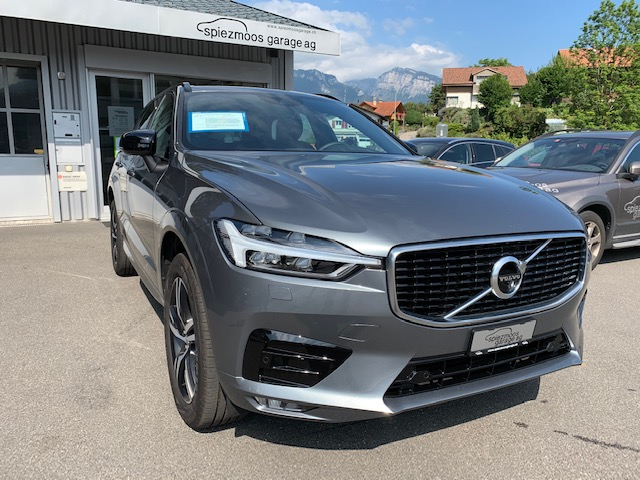 suv Volvo XC60 2.0 T5 R-Design AWD