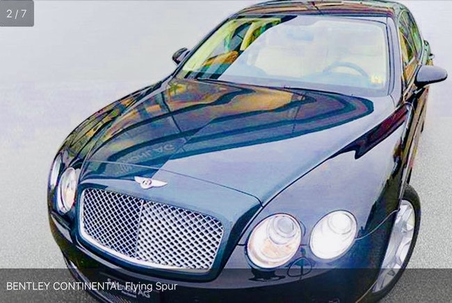 Bentley Continental Flying Spur 68'500 km CHF54'000 - buy on carforyou.ch - 1