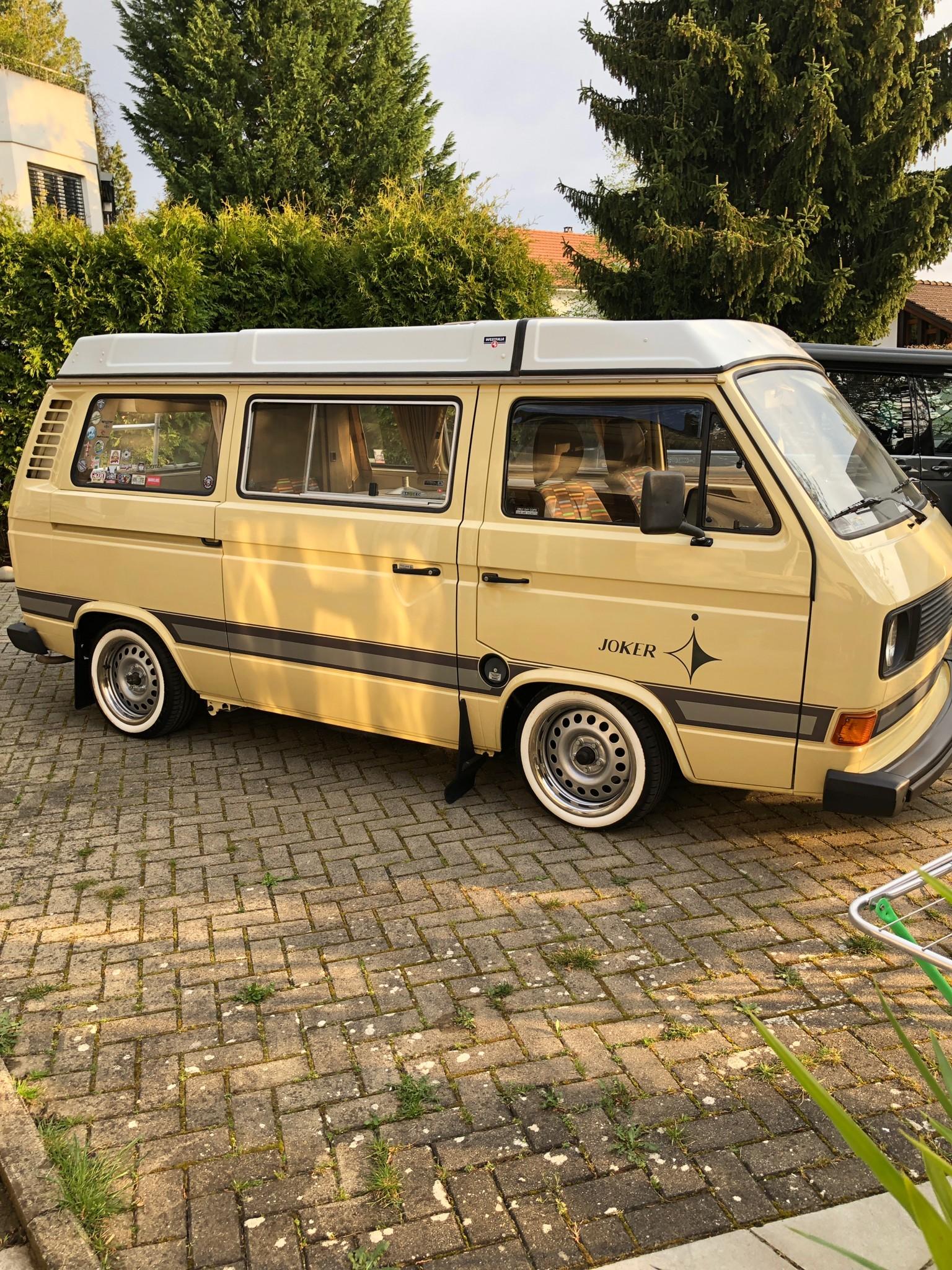 pickup VW Typ 2 t3 westfalia verkauf oder tausch gegen vw käfer ovali