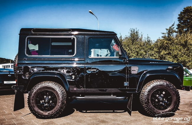 suv Land Rover Defender 90 2.2 TD4 Station Wagon Autobiography