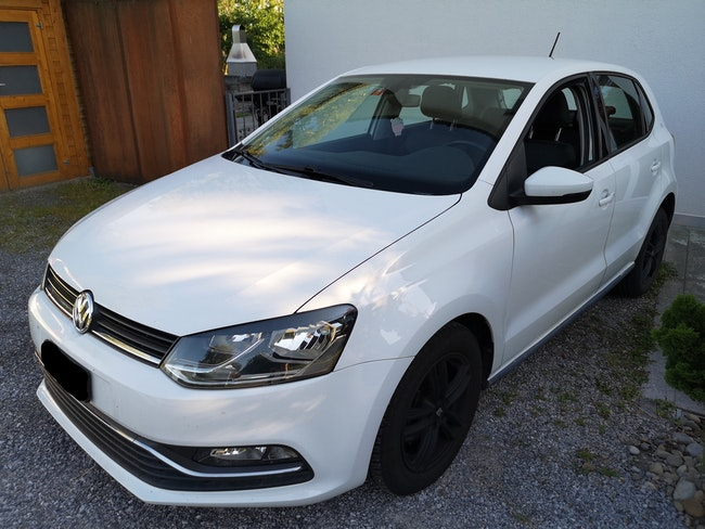 saloon VW Polo 1.2 TSI 90 BlueMT Comfortline