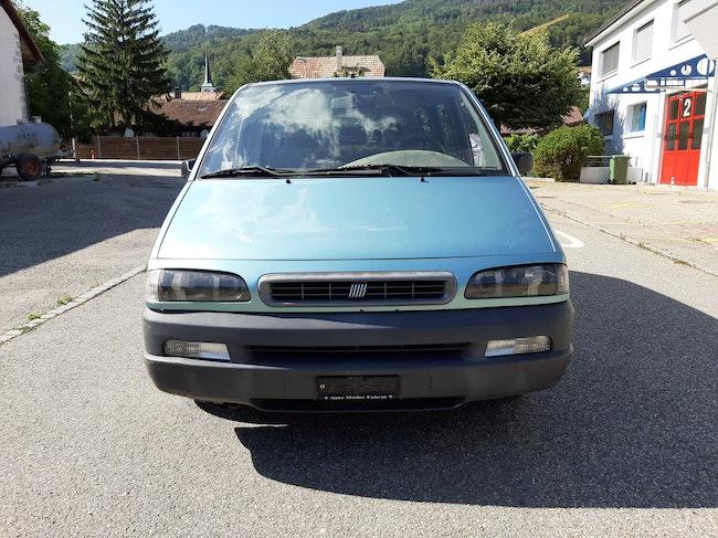 van Fiat Ulysse 2.0 EL