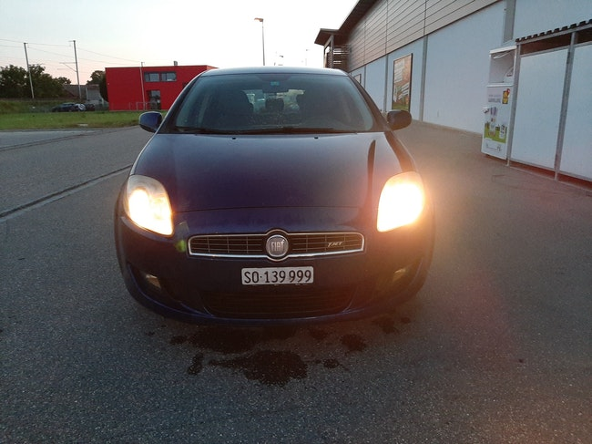 saloon Fiat Bravo 1.4 16V Turbo Active