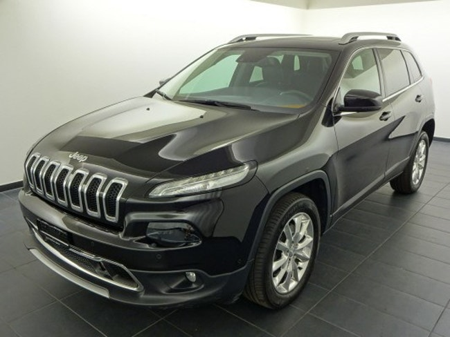 suv Jeep Cherokee 2.0TD Limited