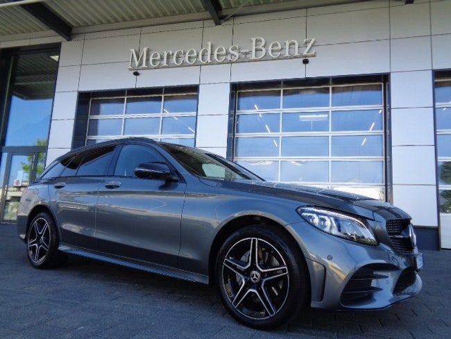 estate Mercedes-Benz C-Klasse C 200 AMG Line 4Matic 9G-Tronic