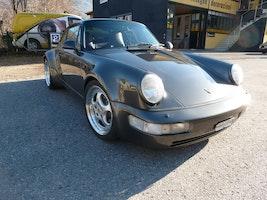 Porsche 911 - 964 Turbo 3.3 (965) - CH Car - MFK 12/2018 10'000 km 140'964 CHF - acheter sur carforyou.ch - 2