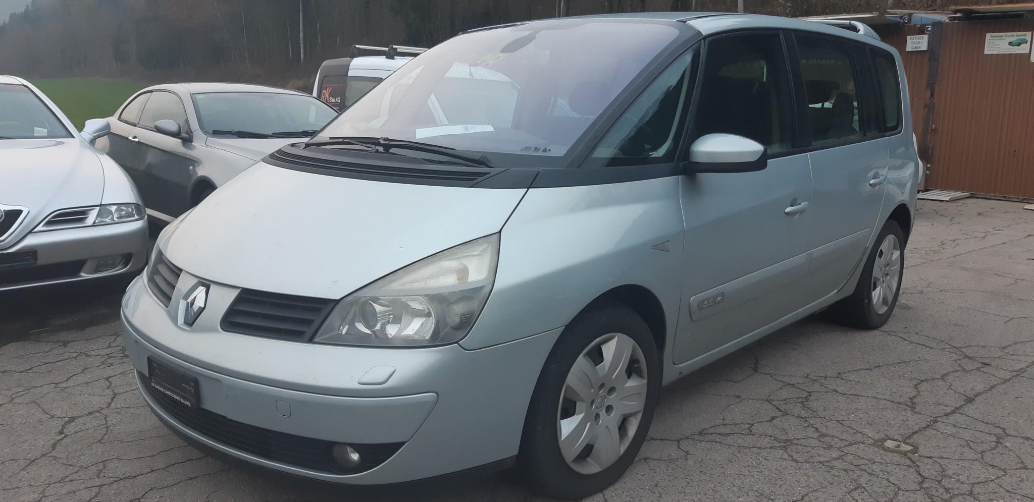 bus Renault Espace 3.5