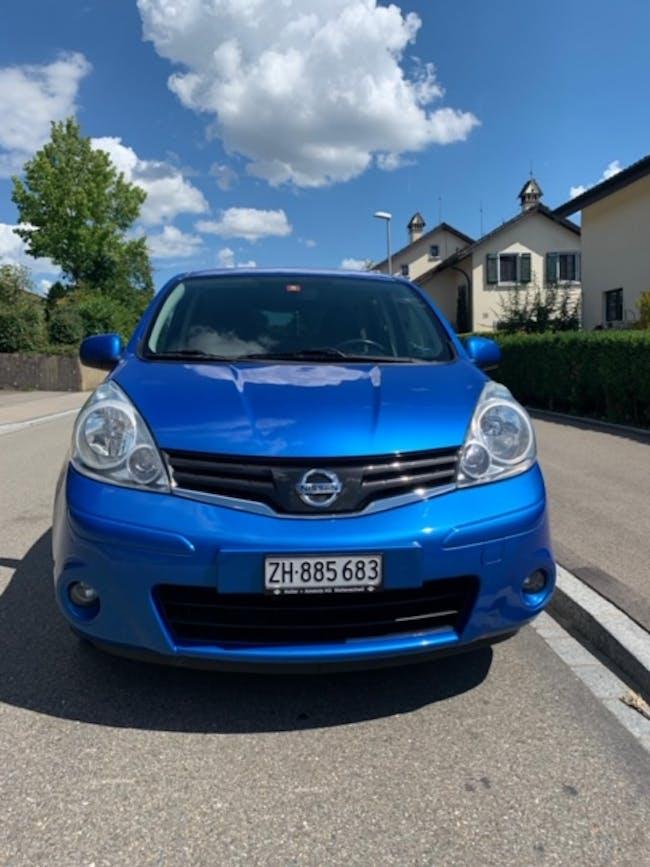 Nissan Note 186'000 km CHF3'900 - acheter sur carforyou.ch - 1