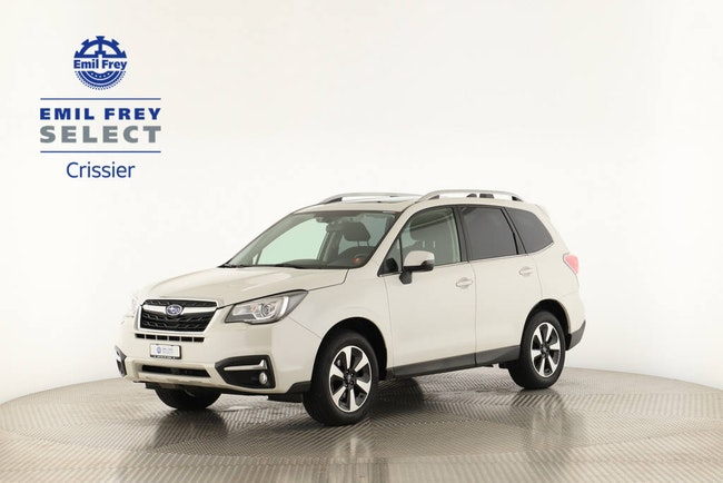 suv Subaru Forester 2.0 Swiss Plus