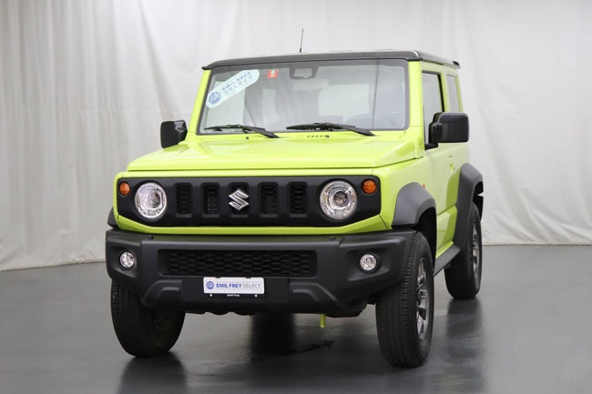 suv Suzuki Jimny 1.5 Compact Top