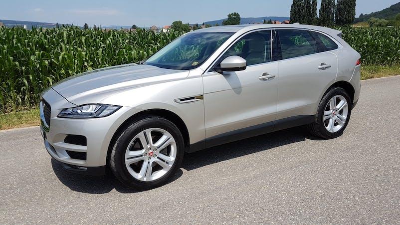 Jaguar F-Pace Prestige 3.0 / Schweizer Fahrzeug 60'000 km CHF40'000 - kaufen auf carforyou.ch - 1