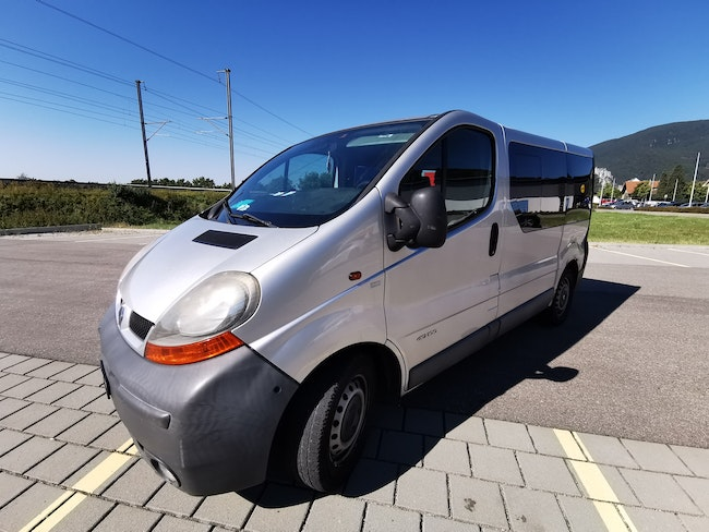 bus Renault Trafic 1.9 dCi 100 2.9t