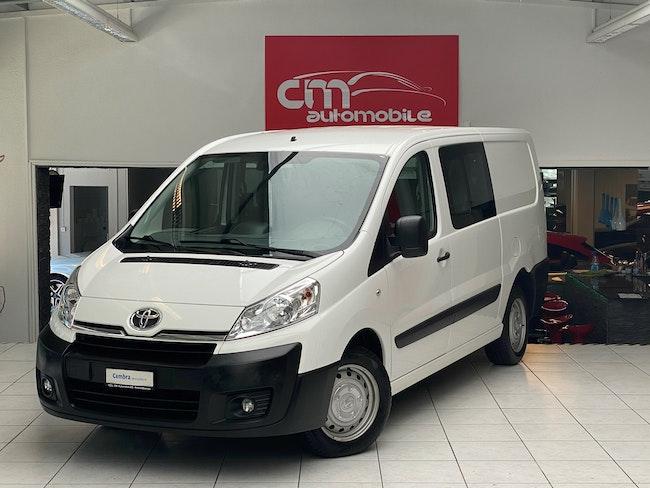 van Toyota Proace 2.0D Crew Cab Luna L2H1