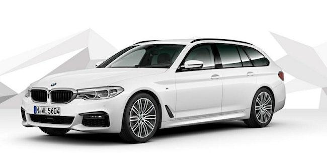 estate BMW 5er 520 d xDrive Touring M Sportpaket 2020er Automat